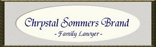 Chrystal Sommers Brand - Family Lawyer